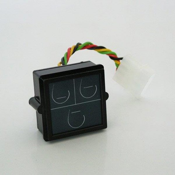 by-the-glass-product-shop-170041 Control panel 3 doses for card system or POS connection for Standard Model